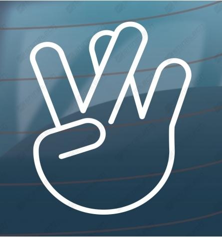 West - Håndtegn
