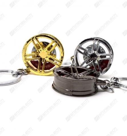 Fælg AMG med brembo bremsekaliber nøglering