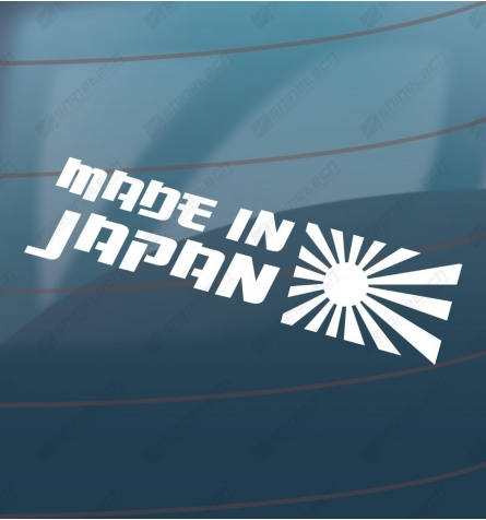 Made in japan - JDM sticker