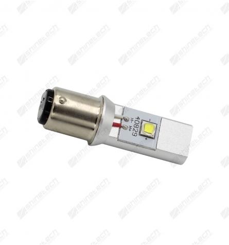 BA15d - LED 6V-24V DC