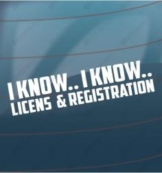 I know... i know... Licens...