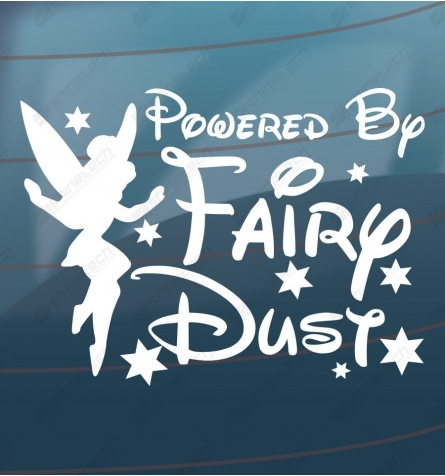 Powered by fairy dust