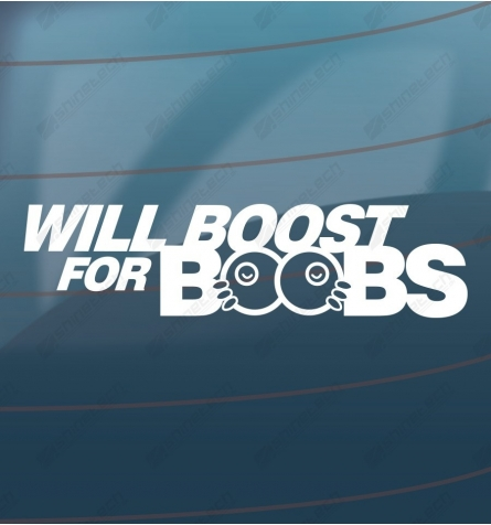 Will boost for boobs