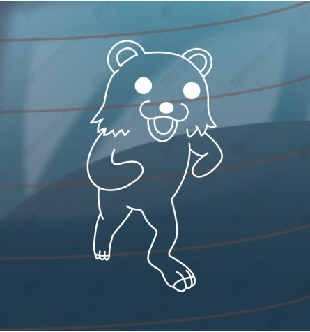 Pedo bear - full body