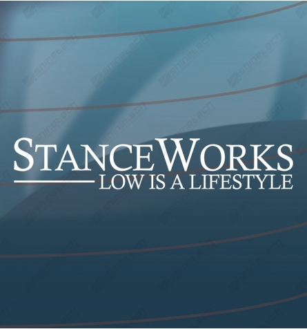 Stance Works - Low is a lifestyle