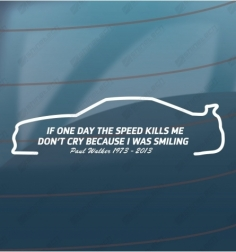 Paul Walker citat