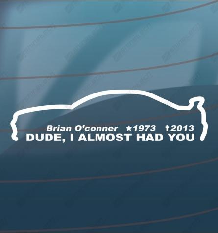 Brian O. Conner citat