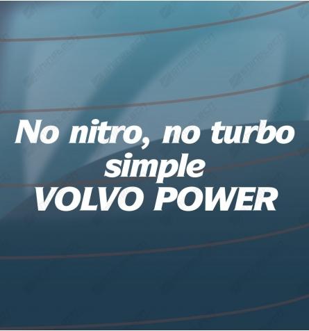 Simple Volvo power