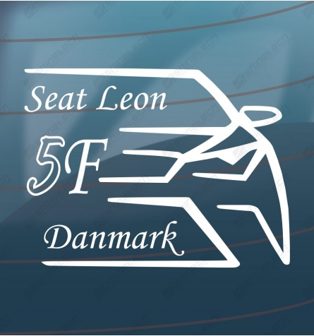 Seat Leon 5F Danmark - Front