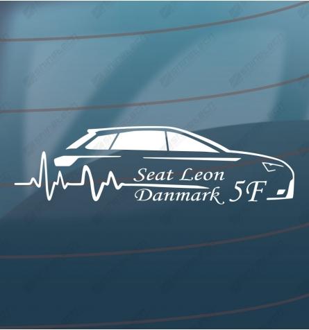 Seat Leon 5F Danmark - Stationcar