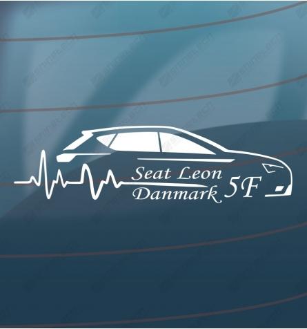 Seat Leon 5F Danmark - Hatchback
