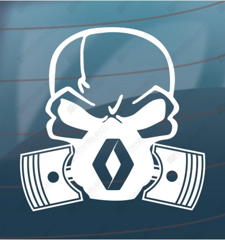 Renault skull
