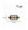 HB4 / 9006 (55W) 12V 1200 lm - Gul (2900K)