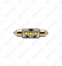 Digitalt voltmeter DC 2,7-30V Rød / Blå / Grøn