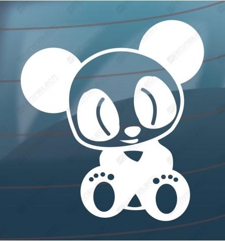 JDM Panda - Drift sticker