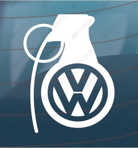 VW granat