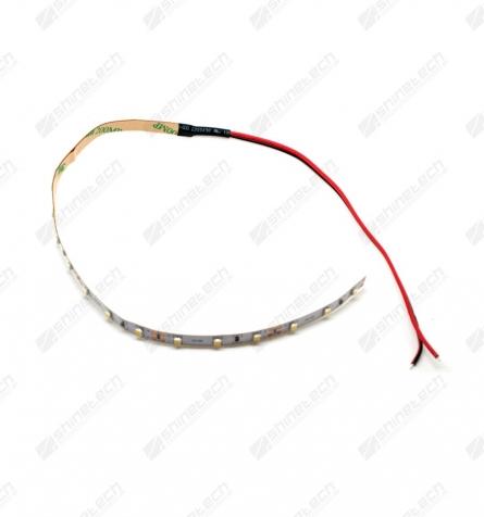 BA15S 8-LED SMD 6V 160 lm - Varm hvid