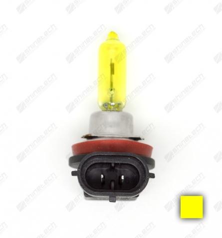 H9 (65W) 12V 2100 lm - Gul (2900K)