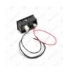 Pinolpære 36mm 6-LED SMD 24V 360 lm - Hvid