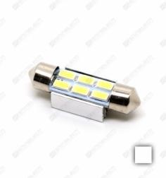 Pinolpære 41mm 6-LED SMD...
