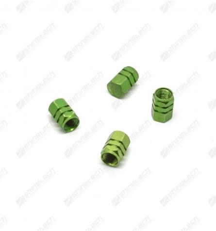 Ventilhætter - Grøn